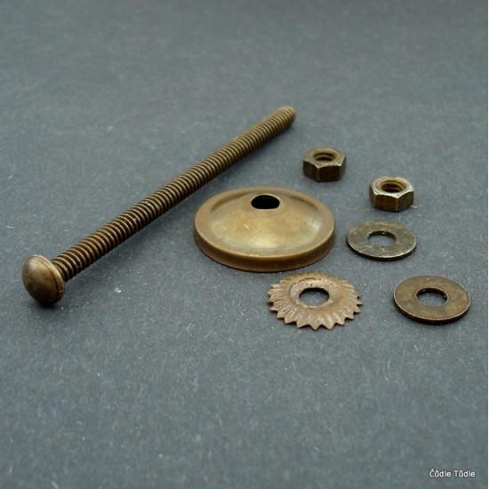 Šroub s komponenty 8 cm