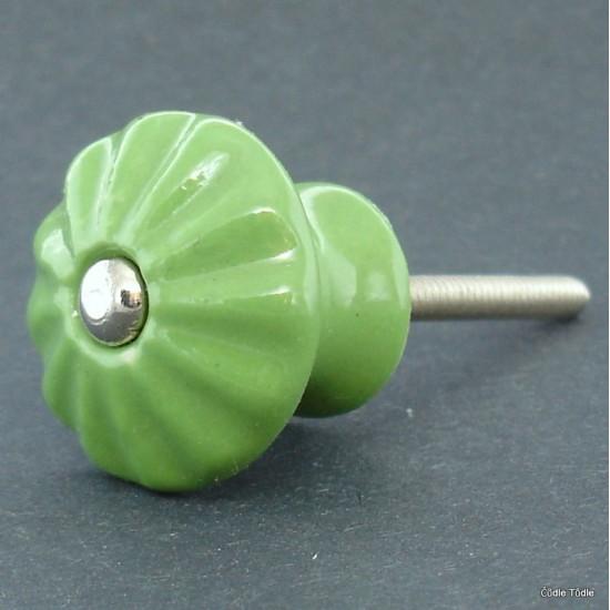 Knopka krémová 3 cm